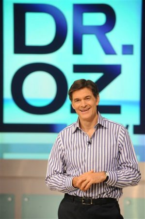Dr oz when online dating