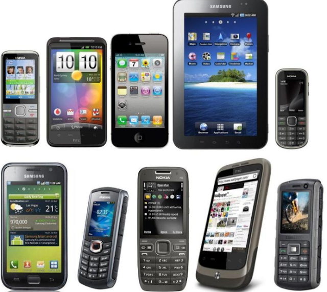 Perkembangan Teknologi Telepon Seluler