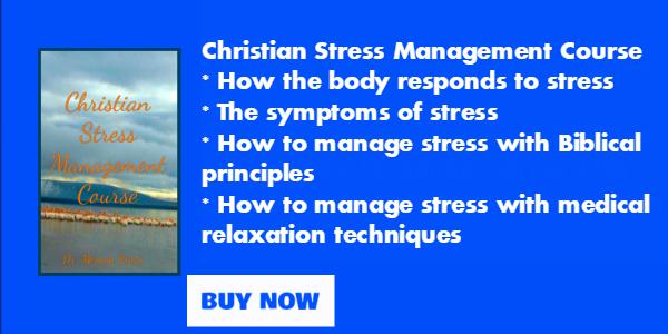 Christian stress management ecourse