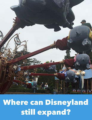 Where Can Disneyland Still Expand?