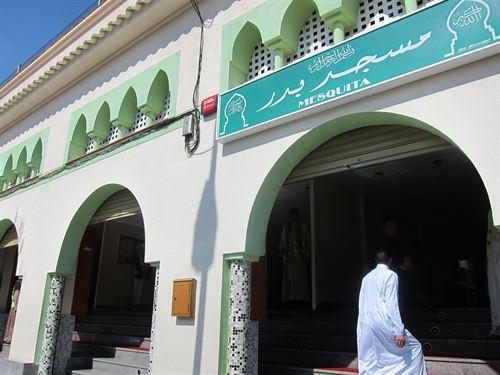 Resultat d'imatges de mezquita terrassa