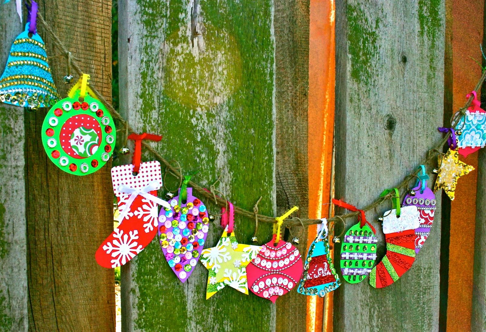 christmas ornaments banner - photo #33
