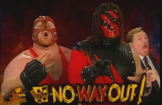 WWE / WWF In Your House 20: No Way Out of Texas - Kane vs. Undertaker