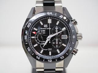 グランドセイコー SBGC223 スプリングドライブ 日本が誇る高級腕時計をお買い取り致しました