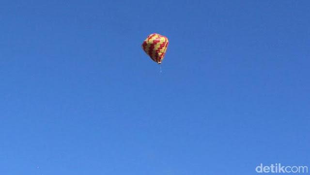 Balon Udara di Langit Jawa Tengah, 33 Pilot Lapor ke AirNav
