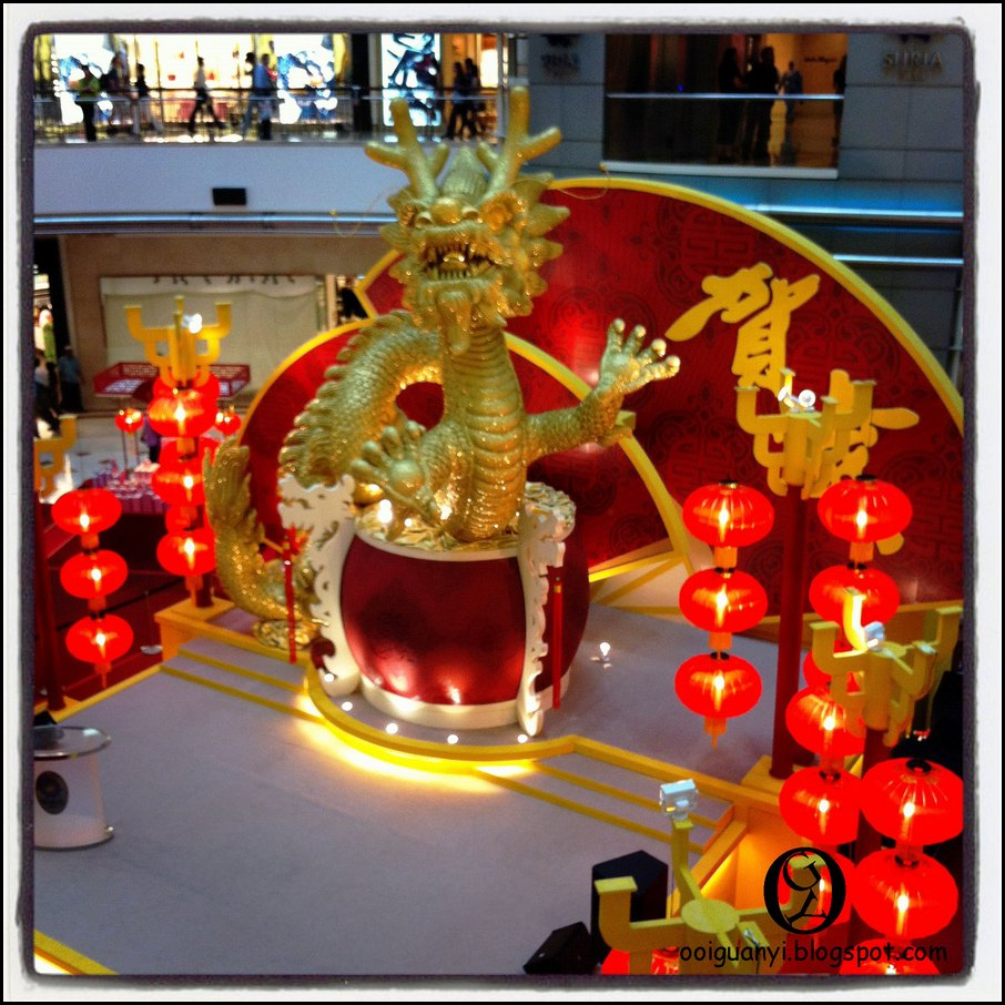 2012 Chinese New Year Mall Decoration ~ Live • Love ...