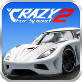 Crazy For Speed Mod Apk v1.1.3029 Unlimited Money Terbaru