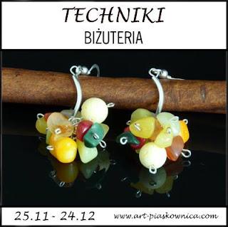 """TECHNIKI """"biżuteria"""" - edycja sponsorowana"""