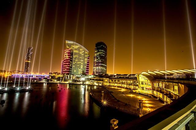A Show Like No Other, Dubai Festival City