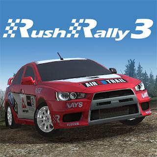Rush rally free version,  Rush rally cracked version, Rush rally 3