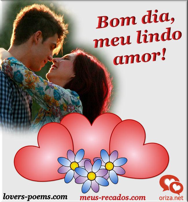 Frases De Bom Dia Meu Amor Para Celular