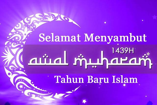 Perutusan Sempena Tahun Baru 1439H