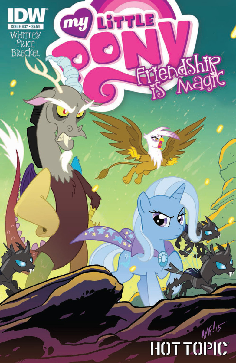 Mlp Friendship Is Magic Issue Amp 37 Comic Covers Mlp Merch