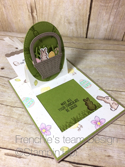 Basket Bunch Stampin'Up!