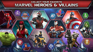 MARVEL Contest of Champions Mod Attack 3x