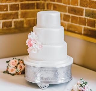 torta decorada con fondant