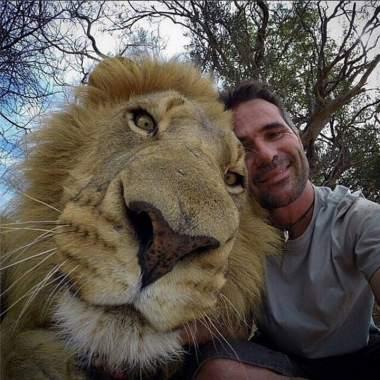 Impactantes y peligrosos selfies