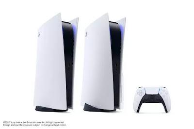 Η Sony αποκάλυψε το desing των game box του PS5 2