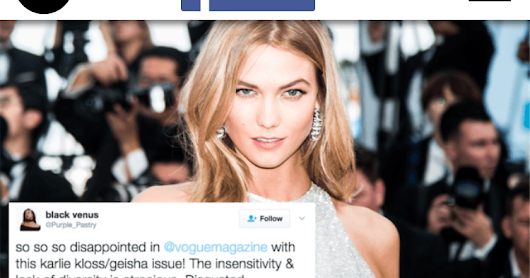 My Thoughts on the Karlie Kloss Kimono Debacle