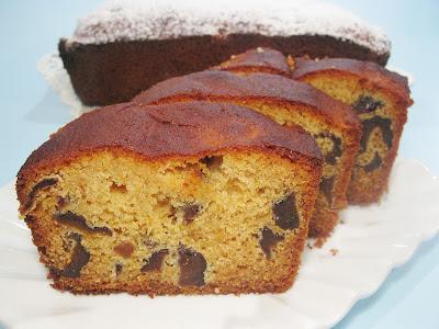 PLUM CAKE ALLE PRUGNE