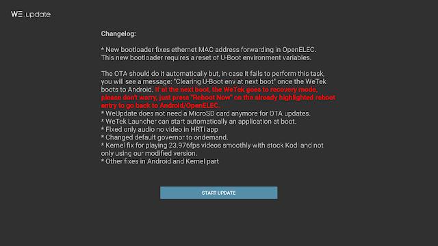 Análise WeTek Core Android Box 36