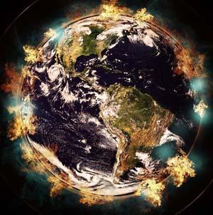 Kerusakan bumi