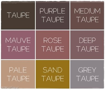 Caring Is Not Only Sharing What Taupe Is And Why You