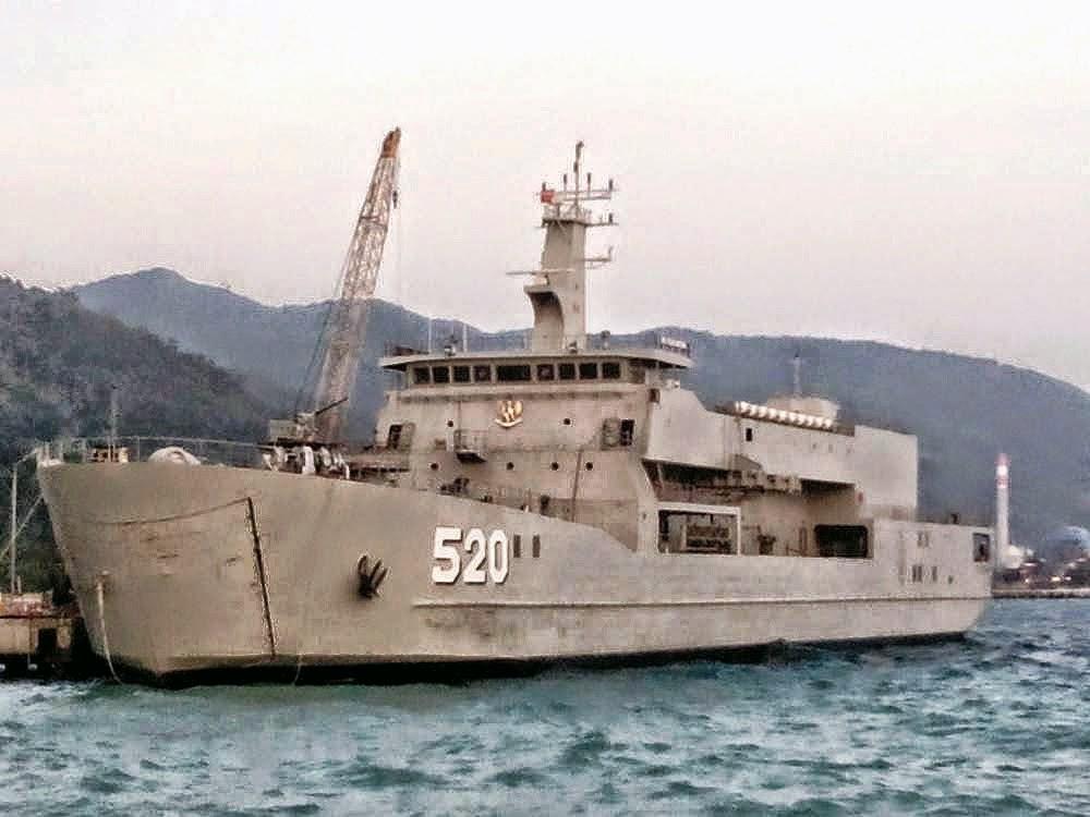 KRI Teluk Bintuni