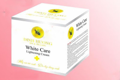Kem trắng da mặt Đinh Hương White Care