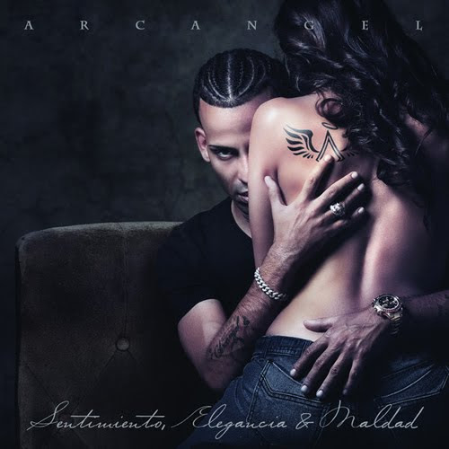 Arcángel - Sentimiento, Elegancia & Maldad Cover