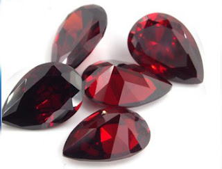 4x6mm-CZ-Garnet-Red-Pear-Shaped-Gemstones-high-quality-wholesale-China