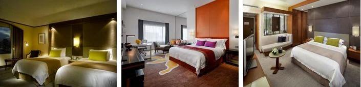 Crowne Plaza Bangkok Lumpini Park Hotel
