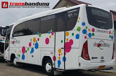 Sewa Bus Medium Bandung Jogjakarta