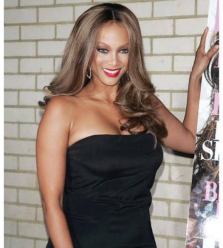 Tyra Banks Haven't Been Seen On The Daytime TV Circuit