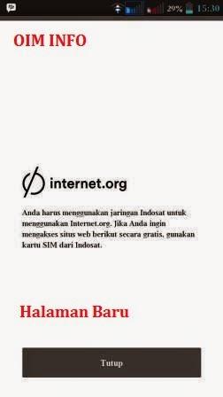 Halaman Berikutnya Aplikasi internet.org