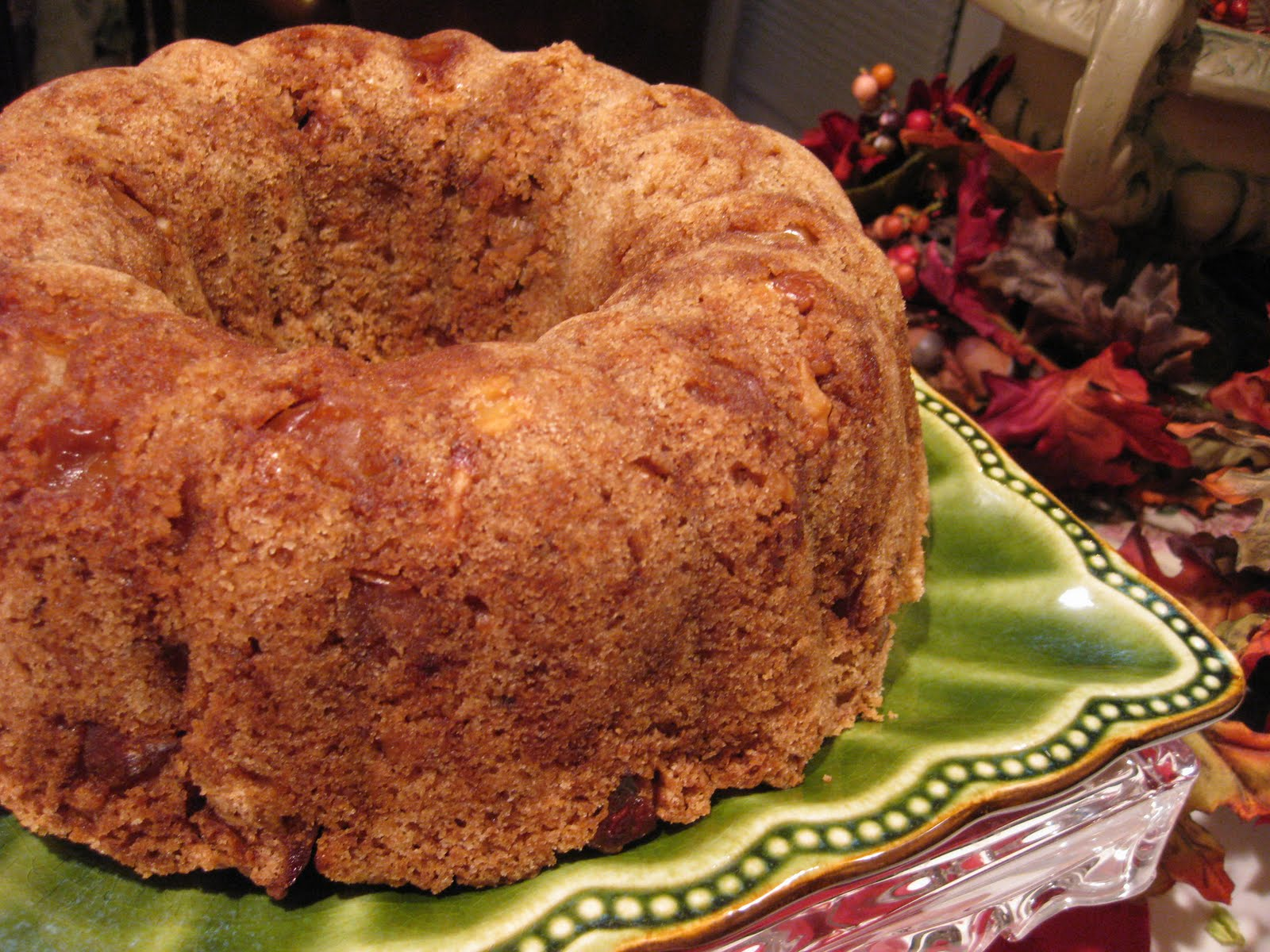 Apple Cake Recipes With Fresh Unpeeled Apples Bundt