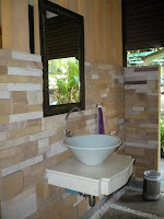 Restroom of  pitchawaree resort