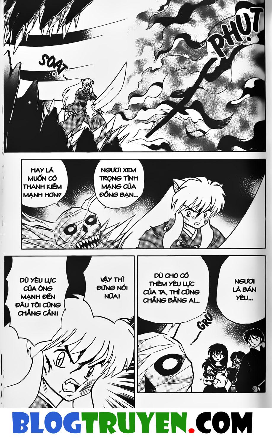 Inuyasha vol 33.7 trang 4