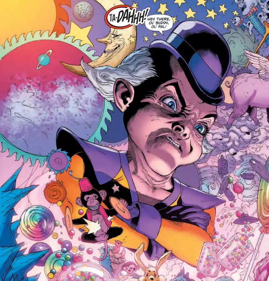 DCManiak: CBN: Comic Book News #136