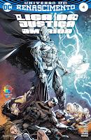 DC Renascimento: Liga da Justiça da América #4