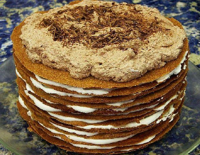 Moveable Feasts Chocolate Cinnamon Torte