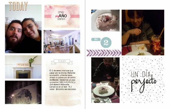 Project Life 2015 de El Pegotiblog