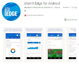 Ulasan Lengkap tentang Aplikasi Merrill Edge for Android