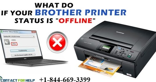 Brother Printer Is Offline