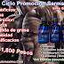 Ciclo Sarms barbarian - precio ( $1,800 pesos ) Promocion