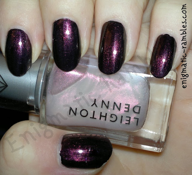 Swatch-Leighton-Denny-Diamond-Rose