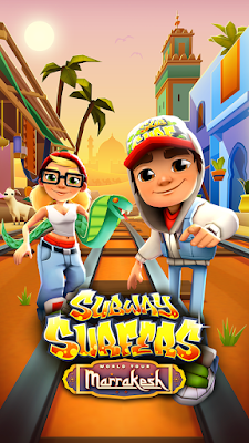 Subway Surfers v1.95.1 Apk MOD [Unlimited Coins/Key]