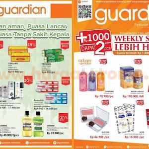 Katalog Promo Guardian 17 - 23 Mei 2018