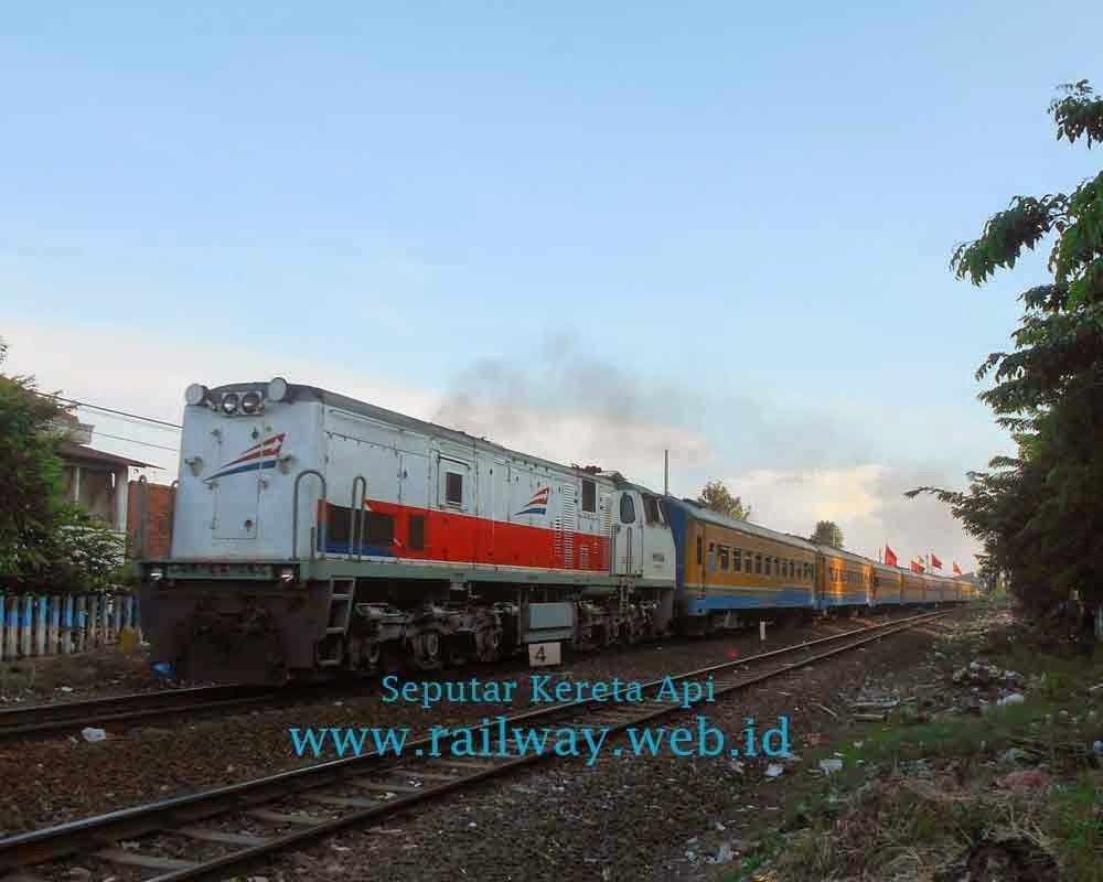 Jadwal KA Kalimaya Terbaru 2014
