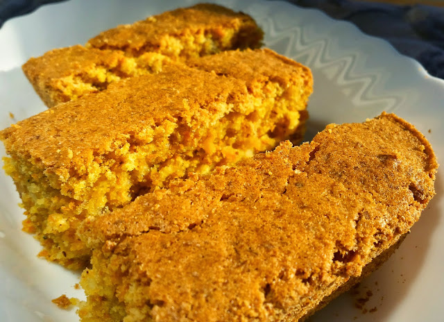 queque de zanahoria libre de gluten y de lacteos